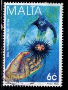 Malta - #947 Year of the Ocean - Used