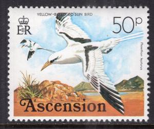 Ascension 209 Bird MNH VF