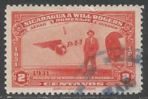 NICARAGUA C237 VFU 44G
