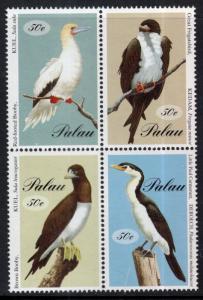 Palau 324 Birds MNH VF