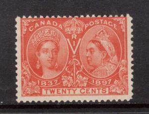 Canada #59 NH Mint