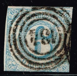 Thurn and Taxis SC# 54, Used.       Lot 02222015