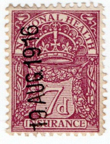 (I.B) George V Revenue : National Health & Insurance 7d