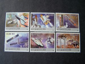 Mozambique 2009 MNH History of Space #1
