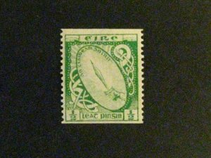 Ireland #91 mint hinged  a198.9464