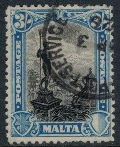 Malta #145  CV $35.00