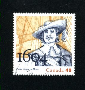 Canada #2044  -1  used VF 2004 PD
