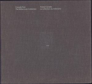 Canada #1818e-1834e, Complete Book, Unwrapped, 1999-2000