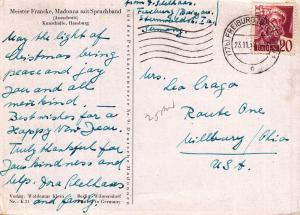 Germany - Baden #5N37 on Post Card