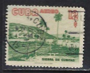 CUBA C154 VFU S449-7
