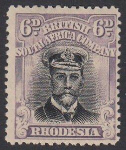 Rhodesia 127 MH CV $16.50