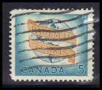 Canada Used Very Fine ZA4804