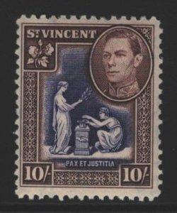 St Vincent Sc#150A MNH