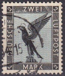 Germany #C33 F-VF Used  CV $22.50  (Z1689)