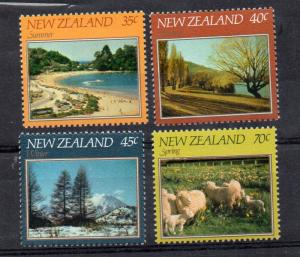 NEW-ZEALAND - 1982 - FOUR SEASONS -