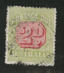 Australia Scott J73 Used postage due