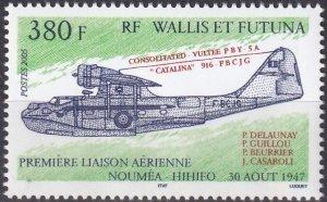 Wallis & Futuna #607  MNH CV $8.00  (Z7882)