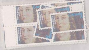 Canada - 1973 8c Jeanne Mance X 65 Stamps VF-NH #615