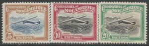 MOZAMBIQUE COMPANY C13-15 MOG AIRPLANE Z177