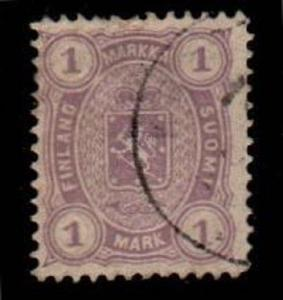 Finland Scott 30 Used (Catalog Value $50.00)