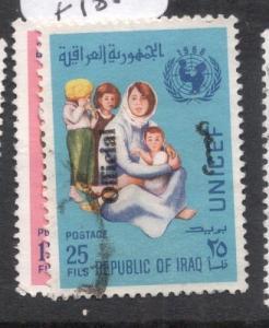Iraq SG O978-9 VFU (10dhq)