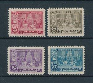 [104501] Guatemala 1946 Anniversary of independence  MNH