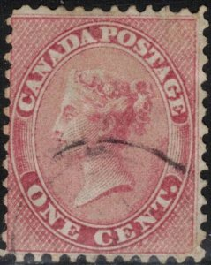 Canada Scott #14 Used (2)