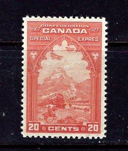 Canada E3 MH 1927 Special Delivery; 2019