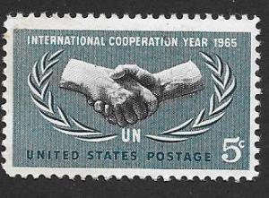 United States  Scott 1266 MNH  Post Office fresh