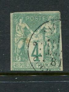 French Colonies #25 Used
