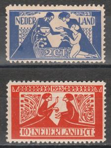 NEHTERLANDS 1923 CULTURE FUND SET