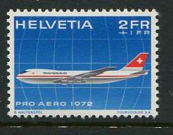 Switzerland #C131 Mint
