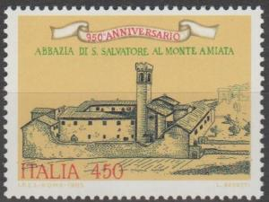 Italy #1642  MNH F-VF (SU57)