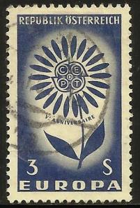 Austria 1964 Europa Scott# 738 used