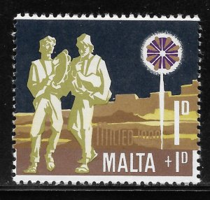 Malta Mint Never Hinged [6793]