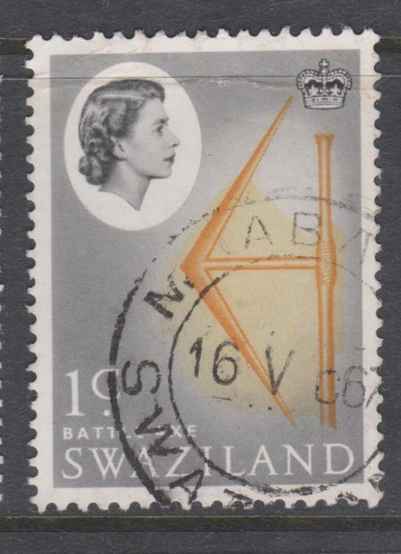 Swaziland 1962 Sc#93 Used