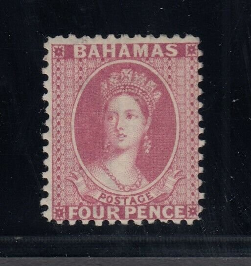 Bahamas, Sc 25 (SG 41), MLH, signed Calves