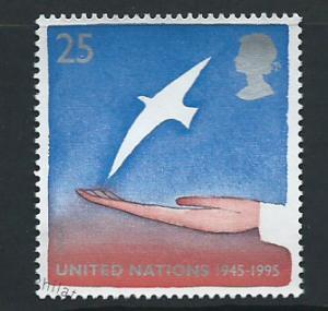 GB QE II   SG 1876 VFU
