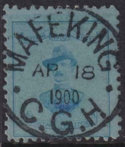 Cape of Good Hope - Mafeking SC 180 Used