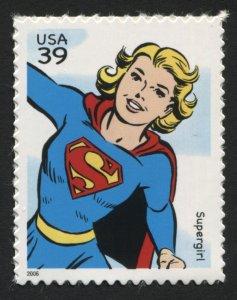 USA 4084i   MNH    Superheros Supergirl