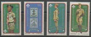 1982 Bophuthatswana 84-87 Scouts