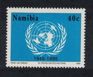 Namibia 50th Anniversary of the United Nations SG#676