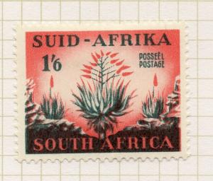 South Africa 1933-54 Fourth Definitive Series VARIETIES Fine Mint 1S.6d. 301837