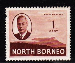 North Borneo - #244 Mt. Kinabalu - MH