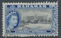 Bahamas  SG 210 SC# 167 Used  see scan