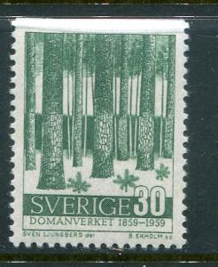 Sweden #544 mint