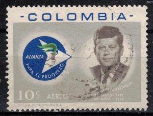 Colombia - Scott C455