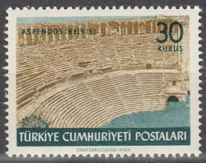 Turkey #1188 MNH  (S6095)