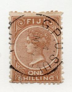 Fiji - SG# 65 Used / Perf 11 x 10   /    Lot 419_0416045