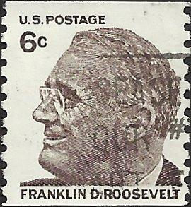 # 1305 USED FRANKLIN D. ROOSEVELT